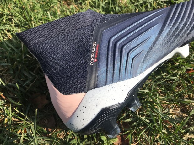 adidas Predator Trace Blue with primaLoft