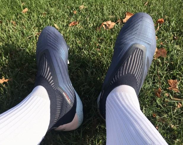 adidas Predator18+ On Foot