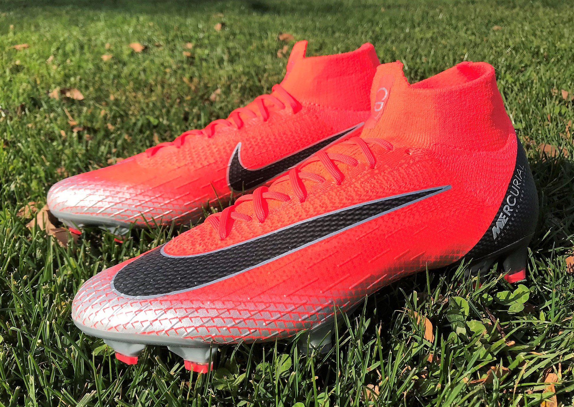 b646479a5677 Nike Mercurial Superfly CR7 Chapter 7 Review