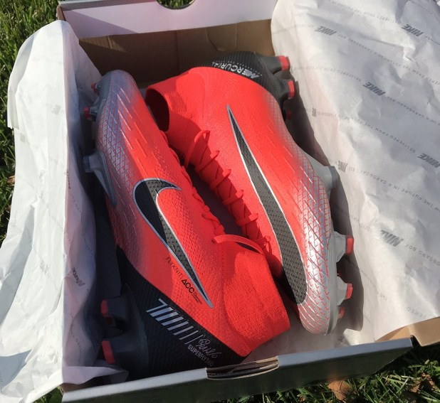 Unboxing Nike Mercurial Superfly CR7 Chapter 7