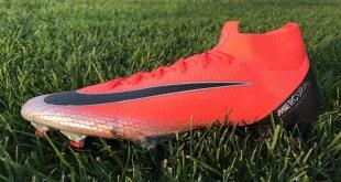 Nike Mercurial Long Fitting Boot