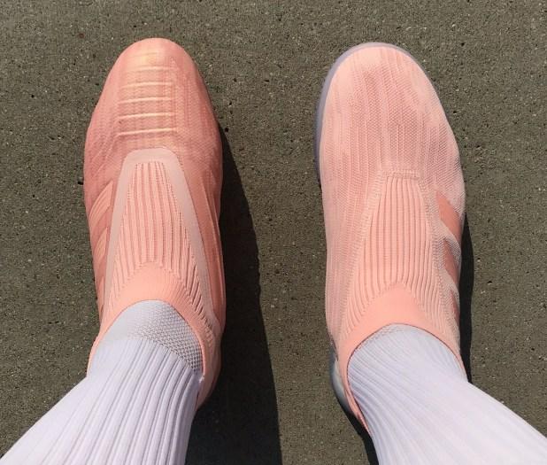 adidas Predator 18+ Trace Pink