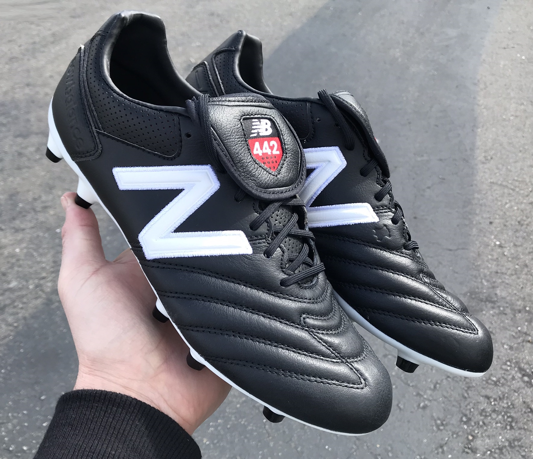Up Close New Balance 442 | Soccer Cleats 101