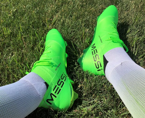 adidas Nemeziz 18.1 On Foot
