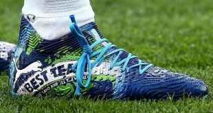 Kompany Custom Puma Boot feature