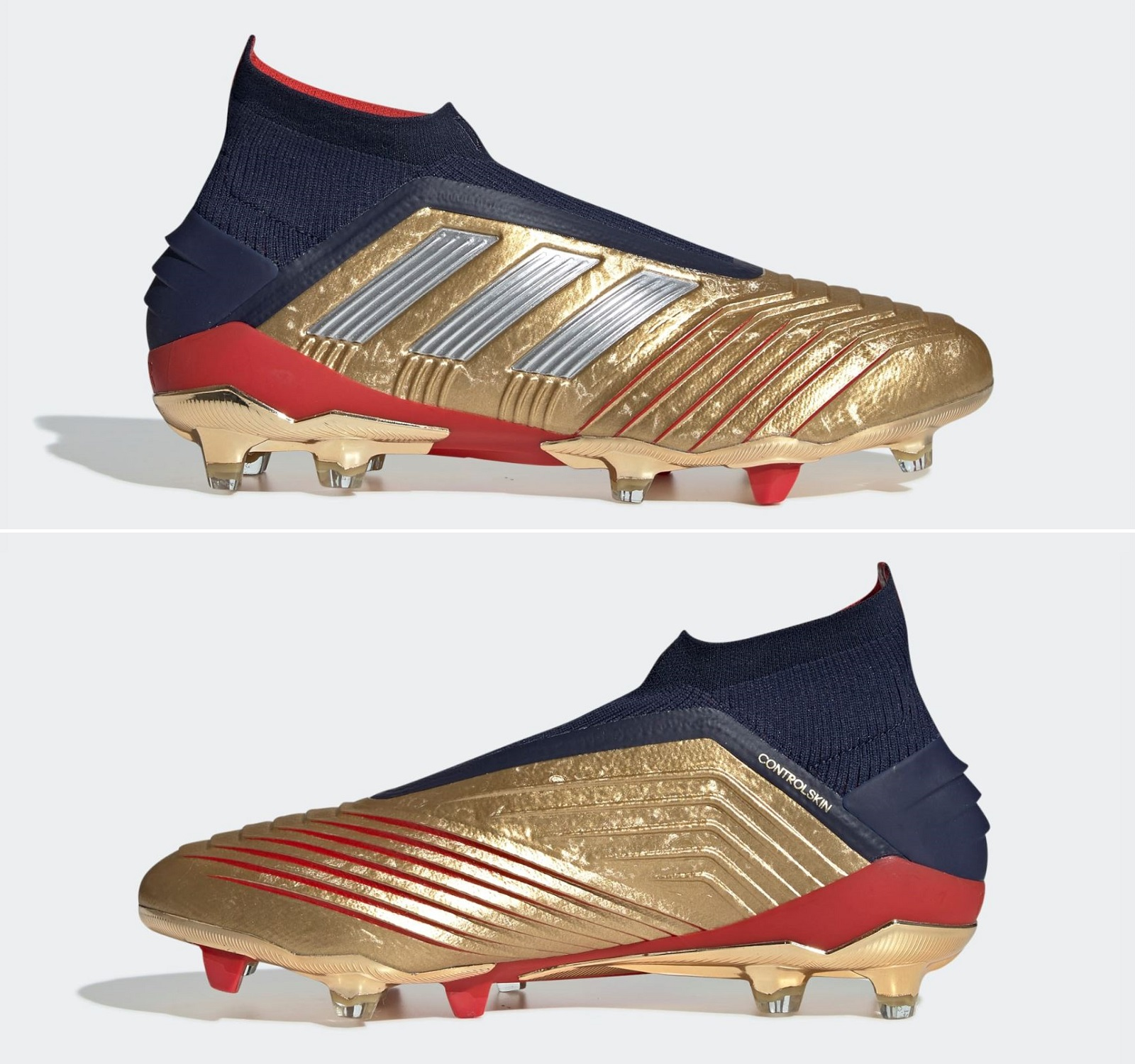 brand new 0639d e5f11 adidas Predator 19+ Gold Limited Edition