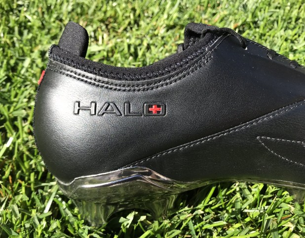 Concave Halo+ Heel Design