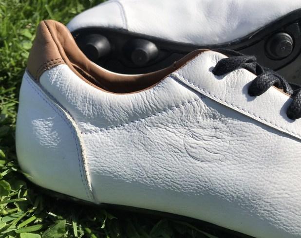 Legacy Boot Co Blanc Heel Design
