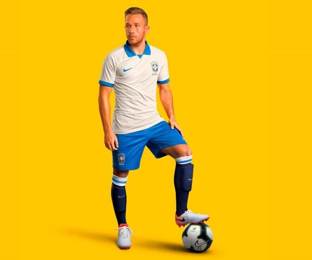 Nike Brasil Copa America Full Kit