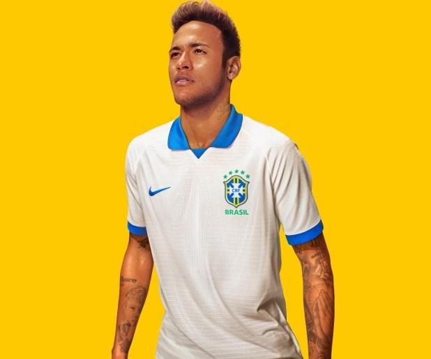 Nike Brasil Copa America Jersey 2019