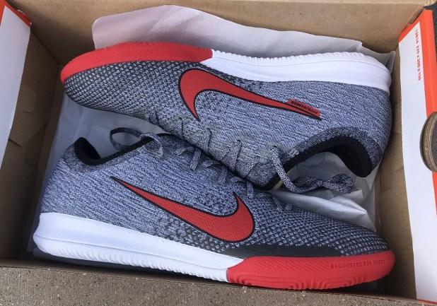 Nike Mercurial Vapor XII Pro NJR IC Unboxing