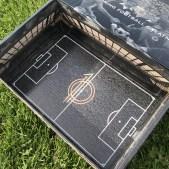 Unozero Modelo Soccer Cleat Box