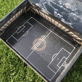 Unozero Modelo Soccer Cleat Box
