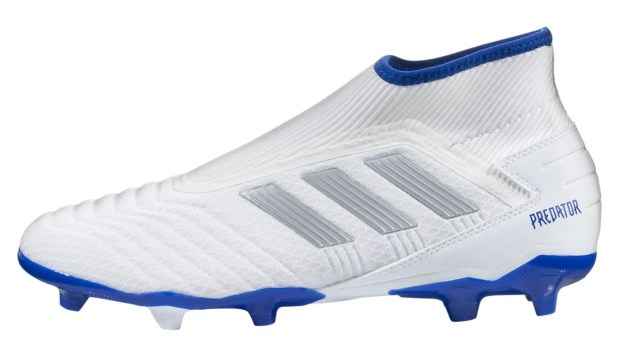 adidas Predator 19.3 Laceless White