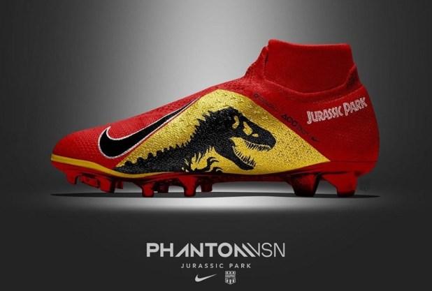 Nike PhantomVSN Jurassic Park