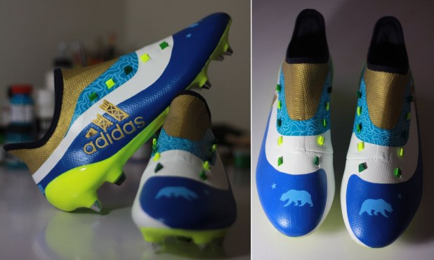 Josh Cohen Custom Boots