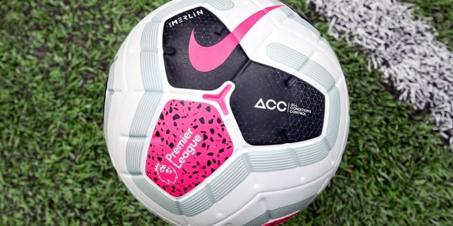 Nike Release Special Premier League Merlin Match Ball