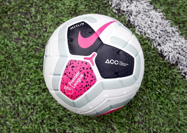 Nike Merlin Ball Premier League 2020