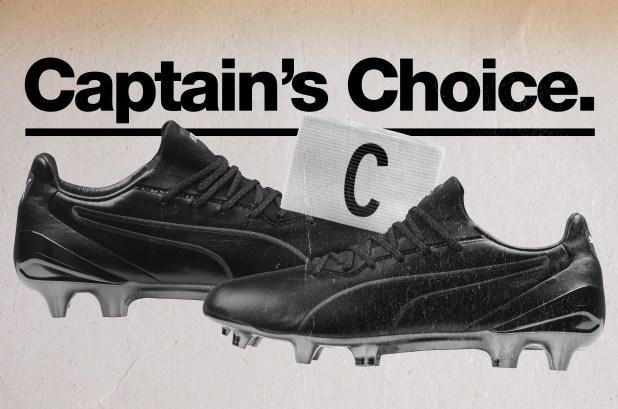 Puma King Platinum Captains Choice