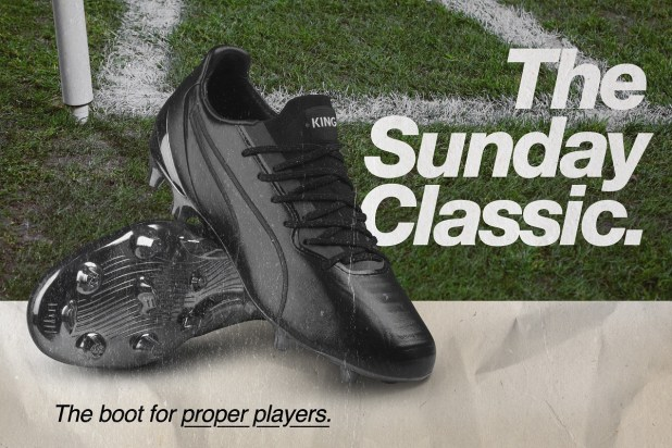 Puma King Platinum Sunday Classic