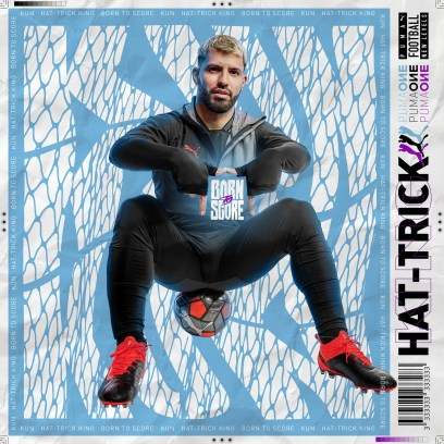 AGUERO Puma Anthem Pack
