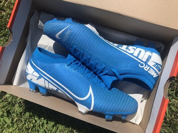 Nike Mercurial Vapor 13 Pro Unboxing