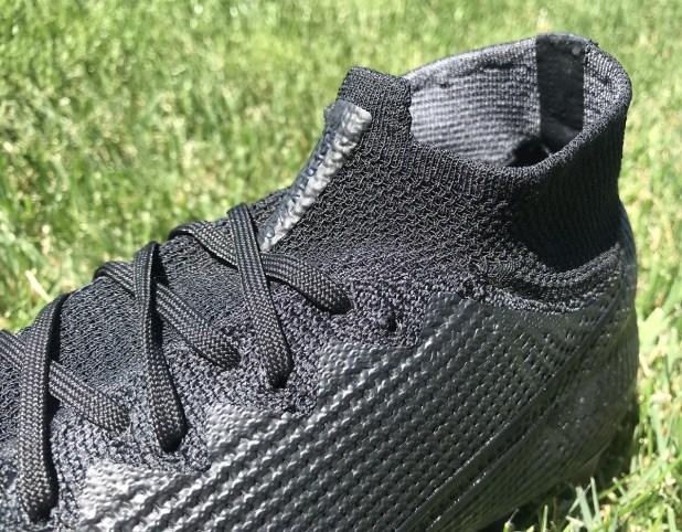 Nike Superfly 7 Stealth Black Collar