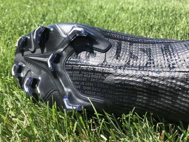Nike Superfly 7 Stealth Black Soleplate