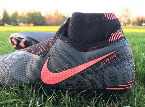 Nike PhantomVSN Fire Detailing