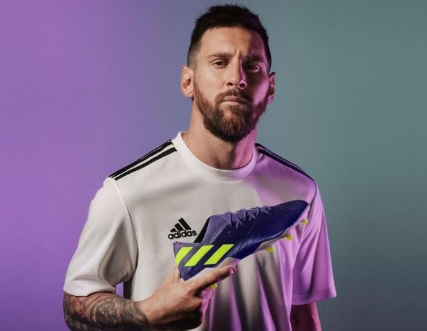Leo Messi Nemeziz 19.1 Indigo
