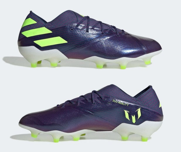 addias Nemeziz 19.1 Messi Indigo
