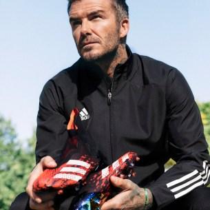 Beckham adidas Predator 20
