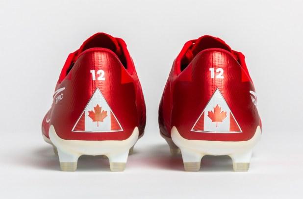 Nike PhantomVNM Christine Sinclair Canada Heel