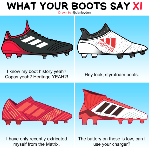 What Your Boots Say 11