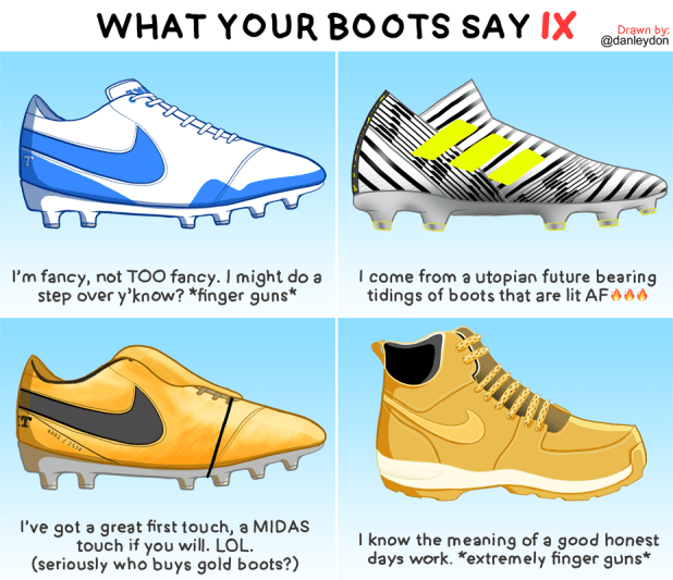 What Your Boots Say 9