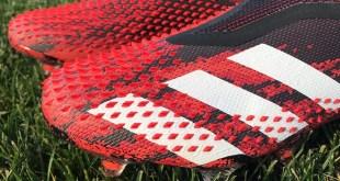 Demonskin adidas Predator 20+ Upper