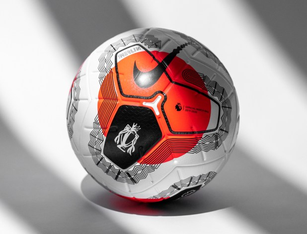 Nike Tunnel Vision Merlin Soccer Ball