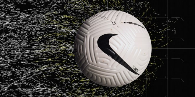 Game-Changing Nike Flight Soccer Ball Released
