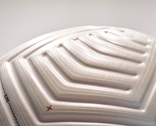 Nike Flight Ball Up Close