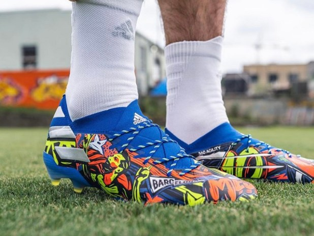 Messi Nemeziz Barcelona