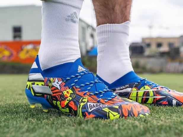 Mascella della morte George Hanbury Menagerry  Lionel Messi Signature adidas Nemeziz 19.1 Released | Soccer Cleats 101