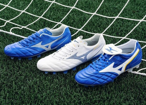 New Mizuno Soccer Cleats Released