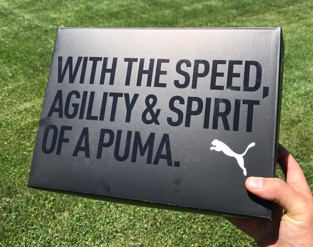 Puma Ultra Soccer Cleats