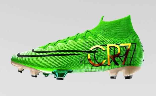 Ronaldo 100 Goals Concept Boots