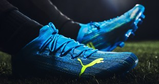 Puma Ultra 1.2 Blue and Yellow