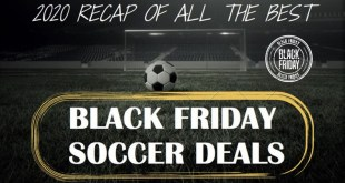 Black Friday Soccer Deals 2020