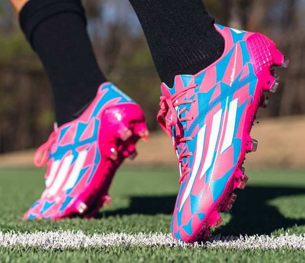 X Ghosted meets an iconic F50 adizero