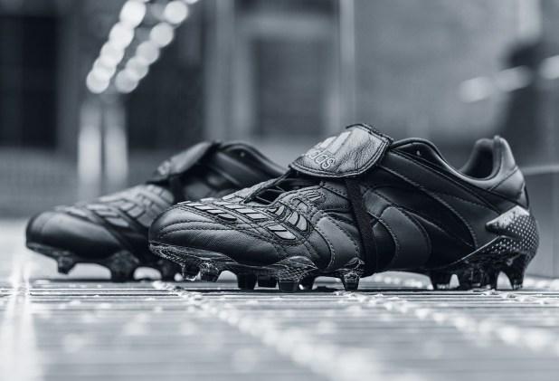 adidas Predator Accelerator Black Remake
