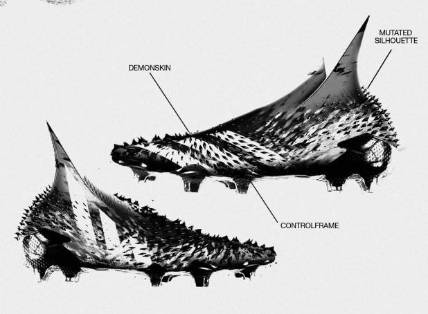 adidas Predator FREAK Sketch