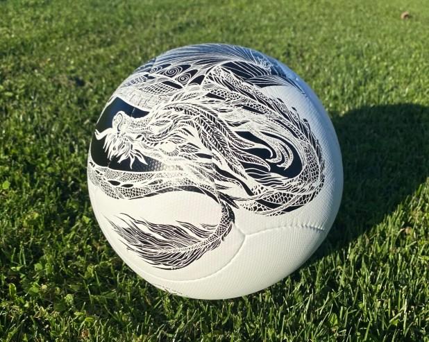 Chaos Soccer Dragon